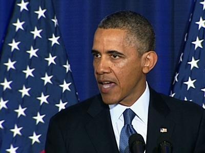 Obama Offers Drone Strike Defense
