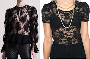 Alexander McQueen vs. Forever 21