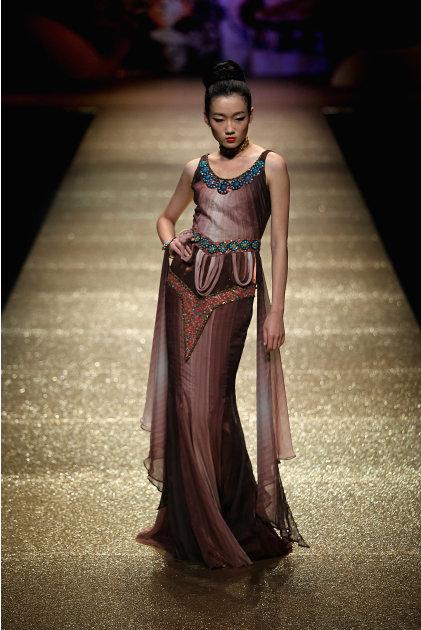 China Fashion Week S/S 2012 - Day 5