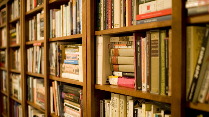 The Internet has killed CDs and newspapers… but not books