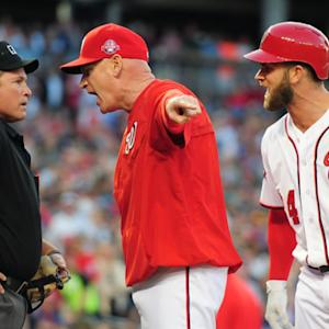 Gottlieb: Bryce Harper ejected