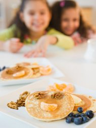 4 Fast, Healthy Breakfasts for Kids -- and Parents -- On the Go