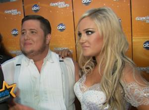 Chaz Bono and Lacey Schwimmer chat with Access Hollywood after 'Dancing with the Stars' on October 25, 2011 -- Access Hollywood