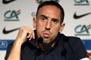 Ribery says France should not take things easy against Ukraine