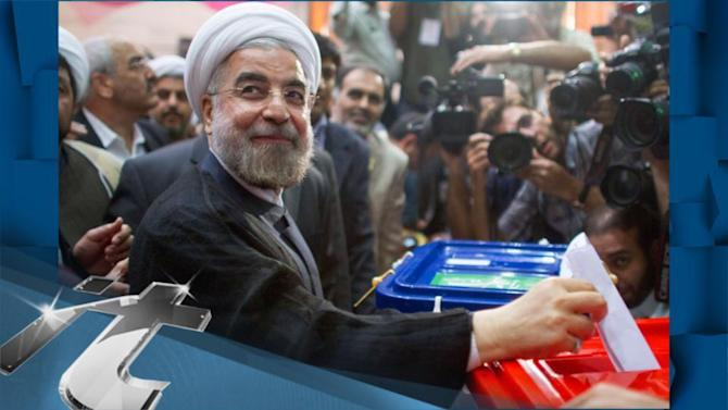 Hassan Rowhani Breaking News: Hassan Rohani Wins Iran's Presidential Election