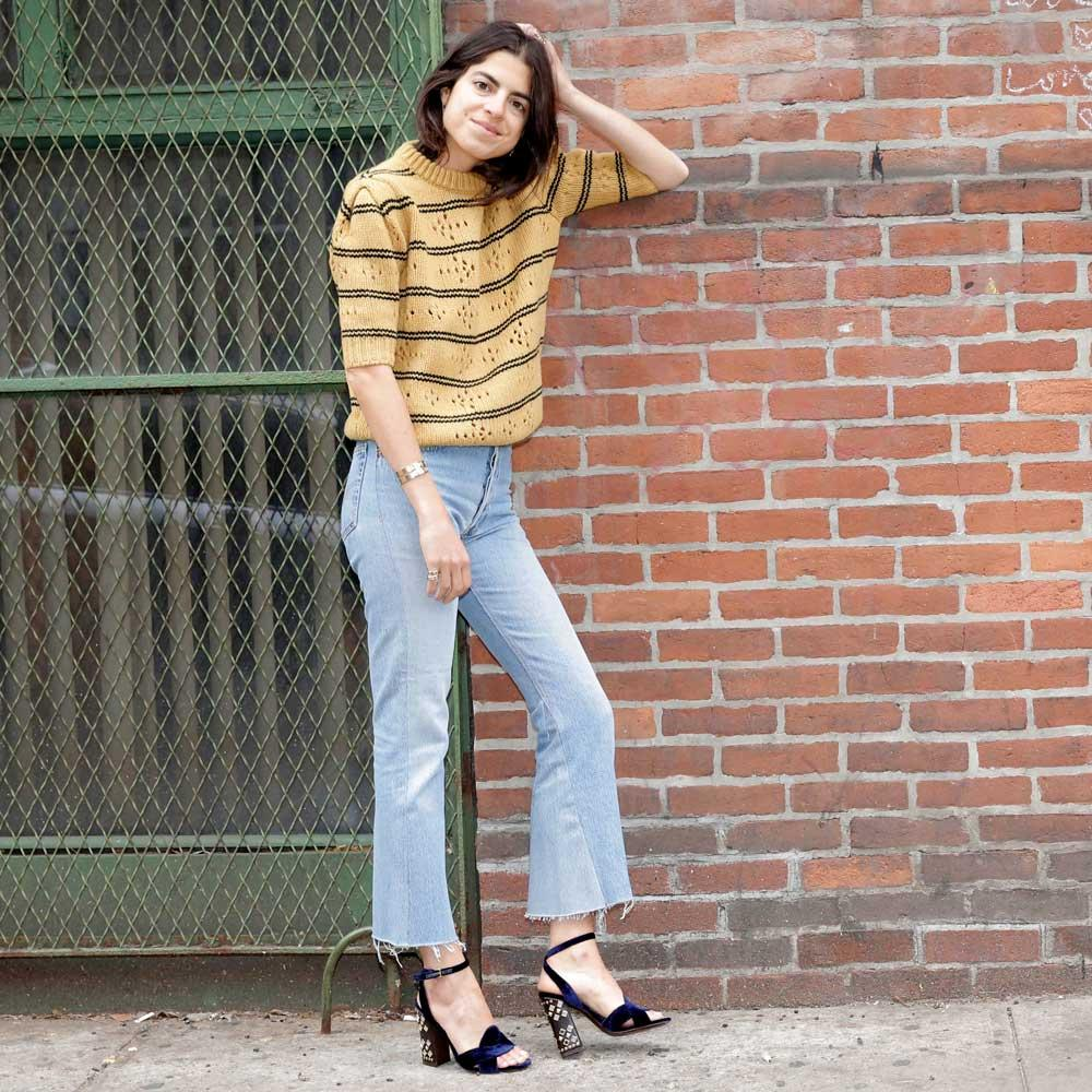 The Jeans Every Stylish Girl Is Wearing For Summer