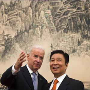 Biden: I Was 'very Direct' With China President Over Air Defense Zone