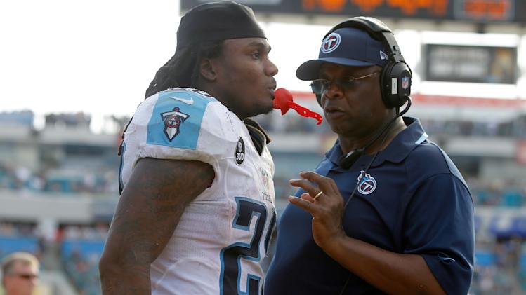 Will Titans' Chris Johnson be traded? If so, we have a few idea…