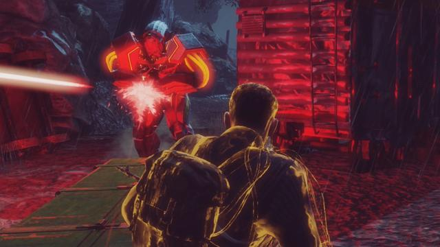 Muton Battle -The Bureau: XCOM Declassified Gameplay (PC)