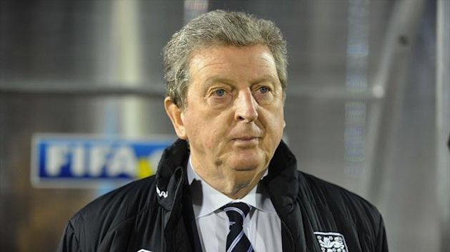 Roy Hodgson's England contract runs until 2016