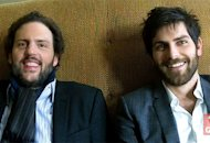 Silas Weir Mitchell and David Giuntoli  | Photo Credits: TVGuide.com