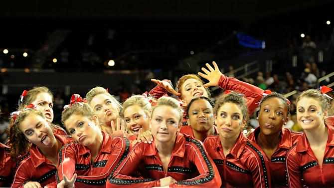 NCAA Gymnastics: Gymnastics-Team Finals