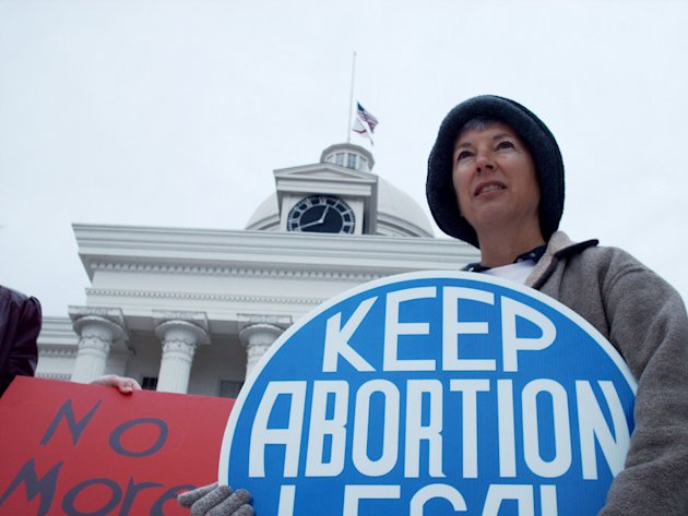 AP A AL USA Abortion Anniversary