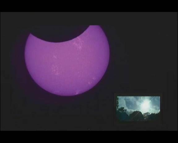 'Ring of Fire' Solar Eclipse of 2013 Begins: Watch It Live