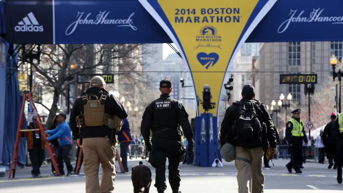 Running: Boston Marathon