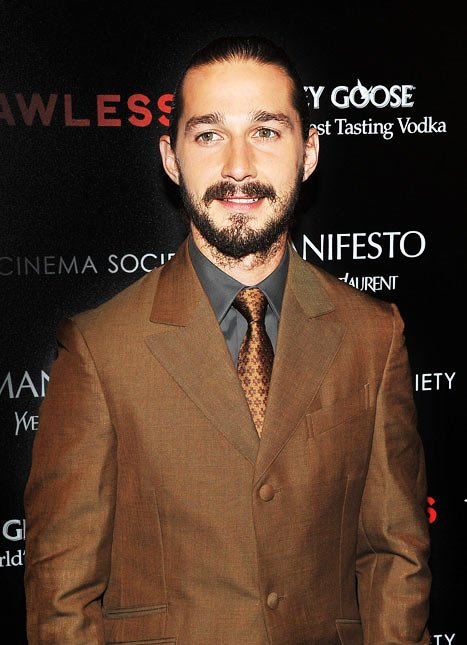 Shia LaBeouf to Film Real …