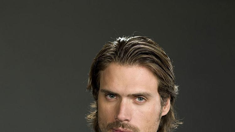 "Joshua Morrow stars as Nicholas Newman  on ""The Young and the Restless."""