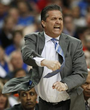 Kentucky drops Georgia, 70-58, moves to SEC final
