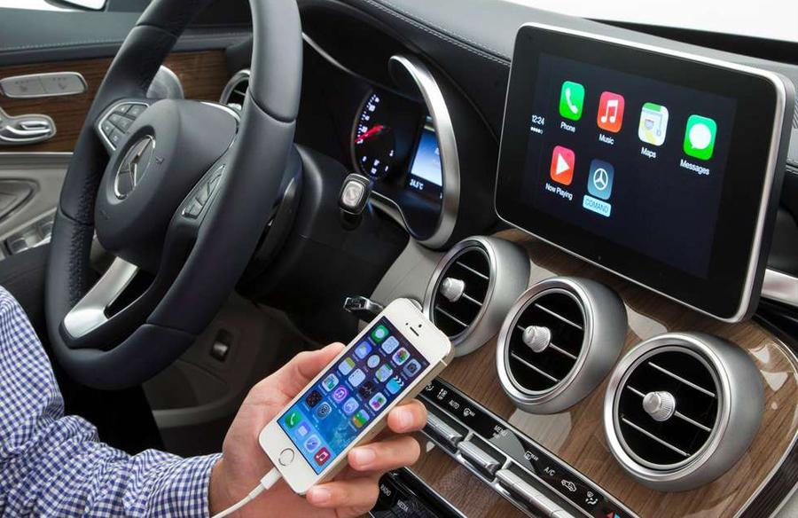 Meet the one auto CEO who's excited by the rumored Apple Car
