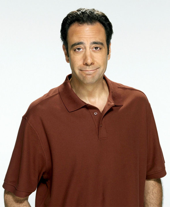 Brad Garrett stars in 'Til Death on Fox.