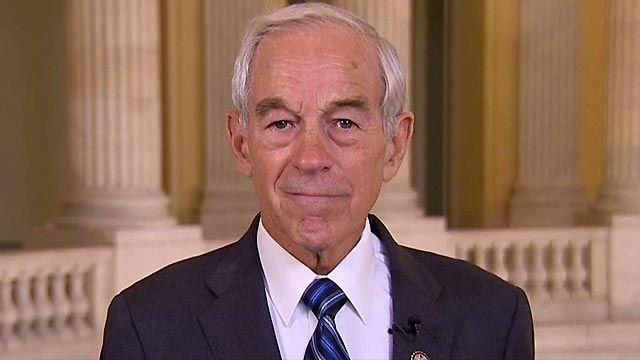 Ron Paul: Foreign aid leads to 'more trouble, more debt'