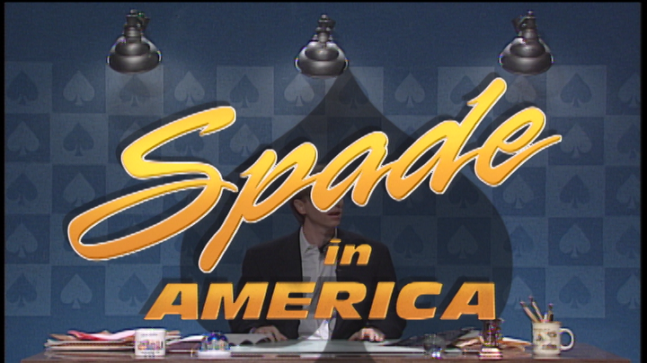 Spade in America: Hollywood Minute