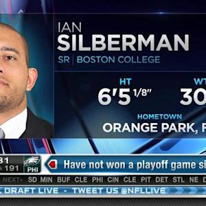 San Francisco 49ers pick tackle Ian Silberman No. 190 in 2015 NFL Draft