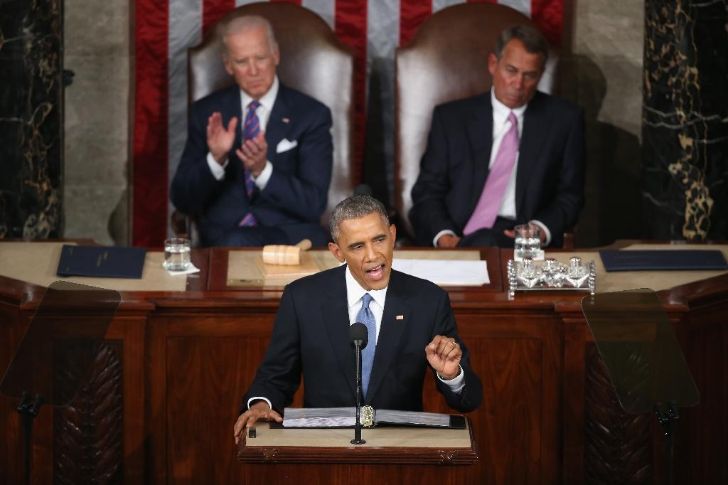 Obama's final State of Union speech set for January 12