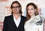 Brad Pitt et Angelina Jolie : dcouvrez leur nid douillet  Londres