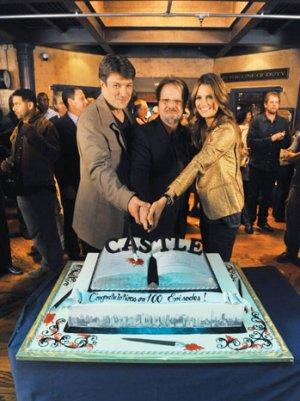 'Castle' Creator: '100 Episodes Is a Miracle'