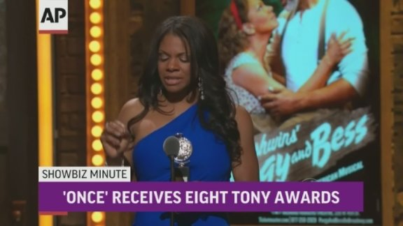 ShowBiz Minute: Tonys, Gaga, box office