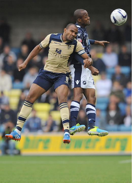Soccer - Sky Bet Championship - Millwall v Leeds United - The New Den