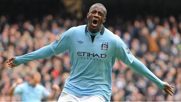 Premier League - Yaya Touré renueva con el Manchester City hasta 2017