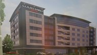 Courtyard by Marriott will land at the airport in 2014.