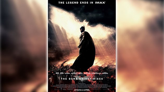 Check Out 'The Dark Knight Rises' IMAX Poster