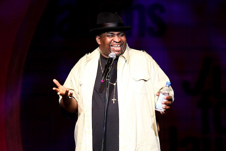 Patrice O'Neal performs at The Nasty Show during TBS Just for Laughs at The Vic Theatre on June 18, 2010 in Chicago, Illinois.