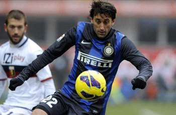 Stramaccioni: Milito still part of Inter's future