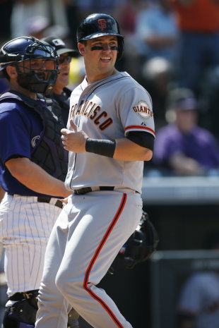 Andrew Susac's 18th MLB game was actually his first. (AP)