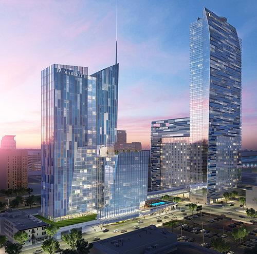Checking In: LA Live's Marriott/Ritz-Carlton is Getting a 38-Story Expansion