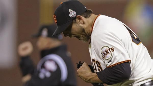 Giants beat Tigers 2-0 in World Series Game 2