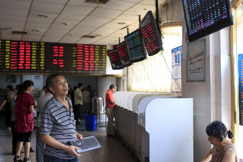 China stock probes send shivers through investment community