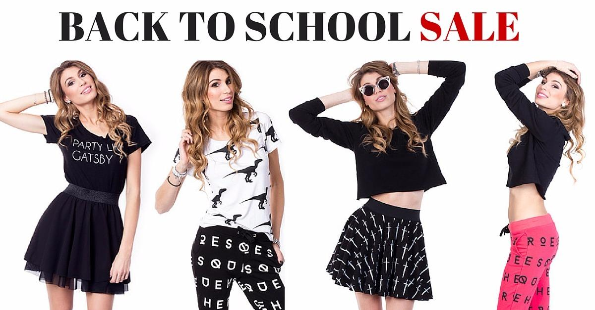 Shop Heroesque Back to School Sale from $25