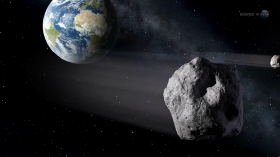 What If Friday's Flyby Asteroid Hit Earth?
