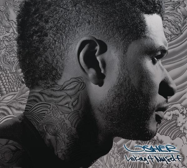 "This CD cover image released by RCA Records shows the latest release by Usher, ""Looking 4 Myself."" (AP Photo/ RCA Records)"