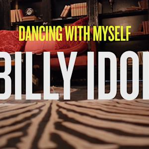 Billy Idol's DANCING WITH MYSELF