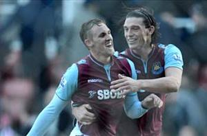 Stoke City 0-1 West Ham: Collison nets priceless winner to see off Potters