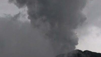 Video: Costa Rica Volcano Roars to Life