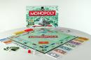 "This undated product image released by Hasbro shows a limited ""house rules"" edition of the popular Monopoly board game. (AP Photo/Hasbro)"