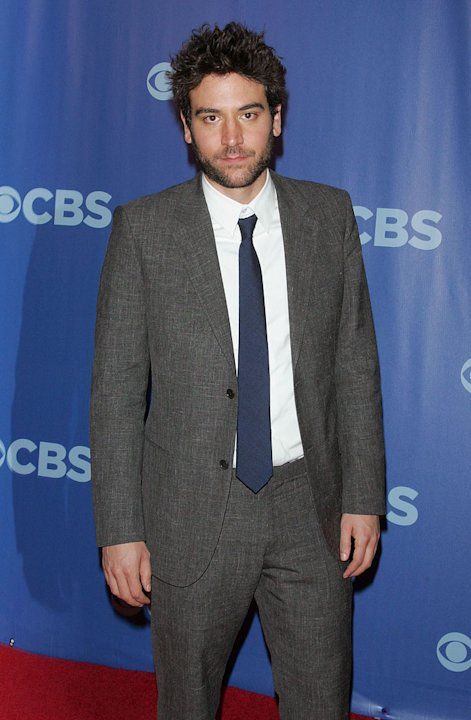 "Josh Radnor (""[ytv show id=38167]How I Met Your Mother[/ytvshow]"") attends the 2010 CBS Upfront at The Tent at Lincoln Center on May 19, 2010 in New York City."