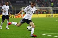 Thomas Muller is the advertising king of the German national team